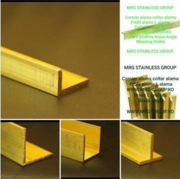 Profil L alama 25x10x2mm coltar alama