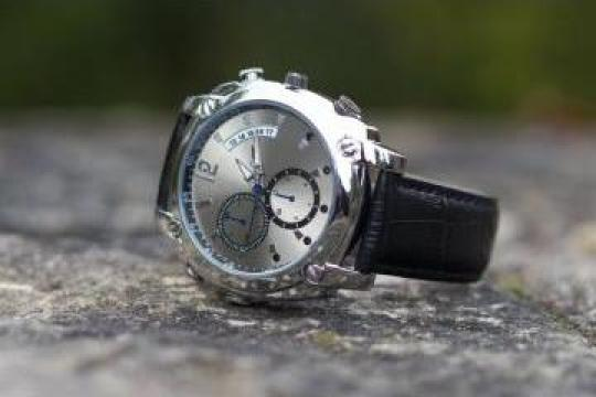 Ceas de spionaj IR, 1920x1080px de la Secutek.ro