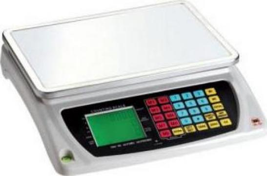 Cantar electronic 7 kg B004/7 de la Proma Machinery Srl.