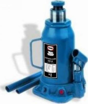 Cric hidraulic butelie HZP-30 de la Proma Machinery Srl.
