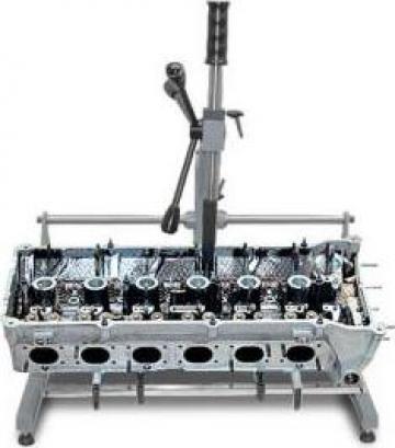 Dispozitiv de montare si demontare a arcurilor YTS 50 de la Proma Machinery Srl.