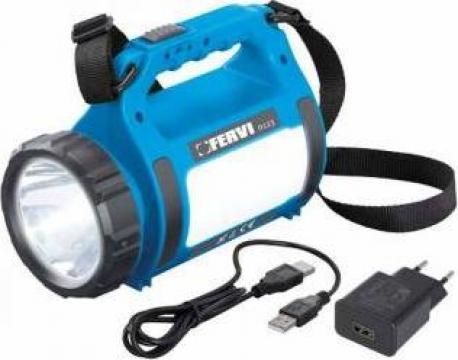 Lanterna LED multifunctionala 0123