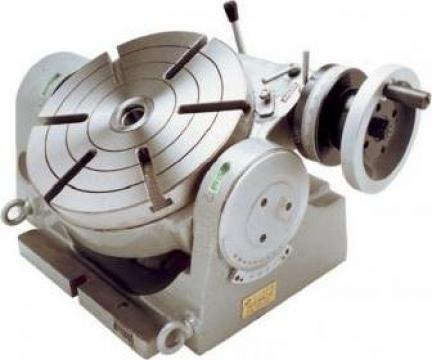 Masa rotativa cu inclinare T001/250 de la Proma Machinery Srl.