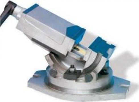 Menghina basculanta cu baza rotativa SS-125 de la Proma Machinery Srl.