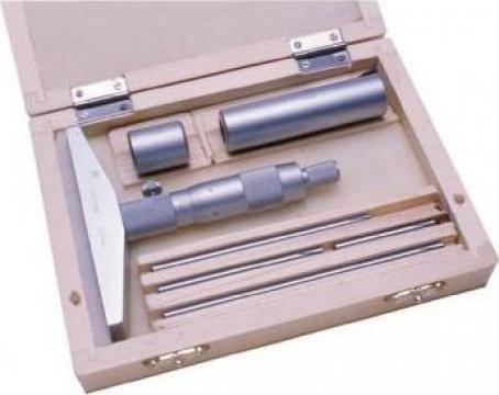 Micrometru de adancime 0-100 M013/0/100 de la Proma Machinery Srl.