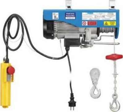 Palan electric 400 kg 18 m 0602 de la Proma Machinery Srl.