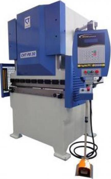 Presa hidraulica abkant cu CNC CMT-PB100 de la Proma Machinery Srl.