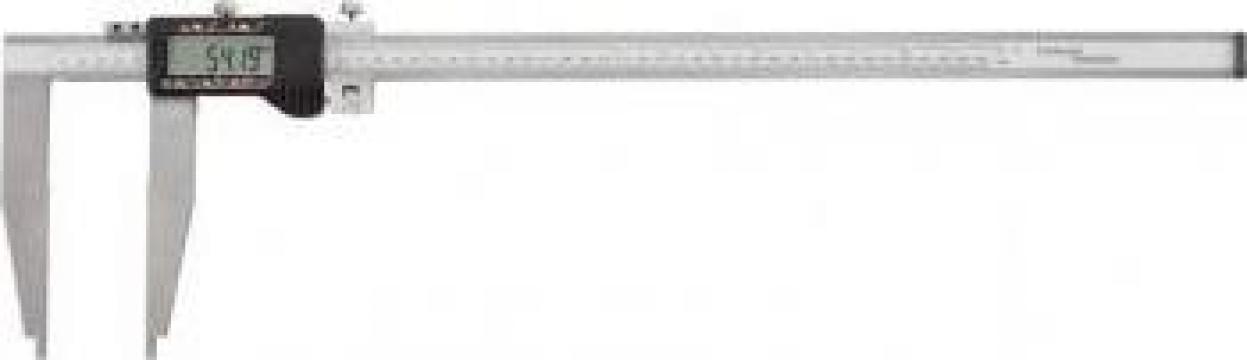 Subler digital cu ajustare fina 0-500 C047/500 de la Proma Machinery Srl.
