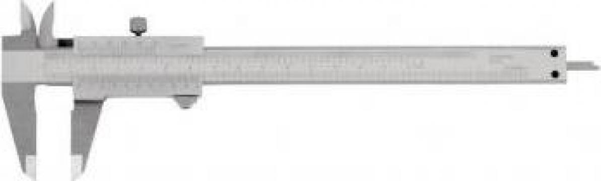 Subler inox 150 mm C011/150 de la Proma Machinery Srl.