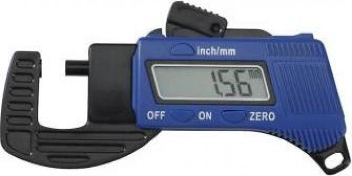 Tester digital pentru grosime M062 de la Proma Machinery Srl.
