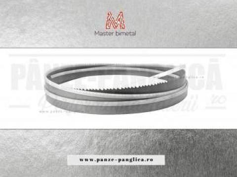 Panza fierastrau cu banda bimetal, Master 3350x27x6/10 de la Panze Panglica Srl