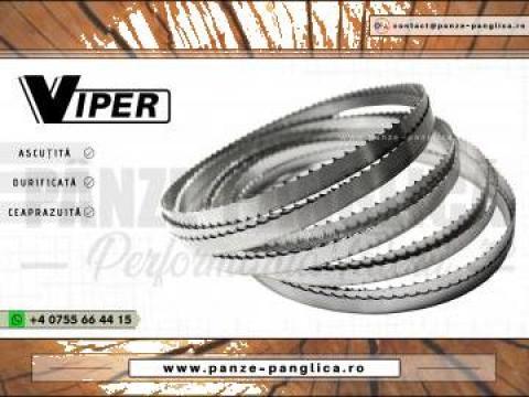 Panza panglica banzic Viper 4800x40x1 Lemn I Premium Silver de la Panze Panglica Srl