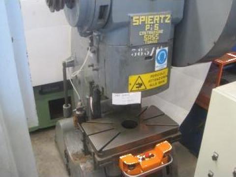 Presa mecanica cu excentric second hand Spiertz 50 Tf de la Euroconsult Srl