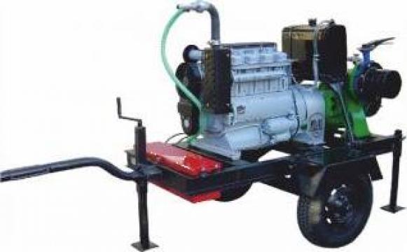 Motopompe pentru irigatii de mare capacitate ELC 200 SN de la Electrofrane