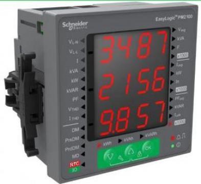 Aparat masura Power & Energy meter, METSEPM2110, EasyLogic de la Technosam Srl