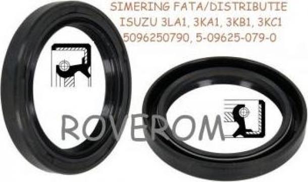 Simering fata/distributie Isuzu 3LA1, 3KA1, 3KB1, 3KC1