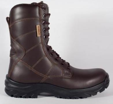 Bocanci militari maro 329P Kombat de la Shoes Top