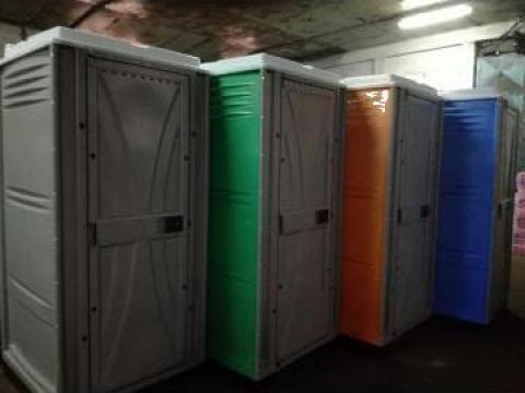 Toaleta ecologica mobila