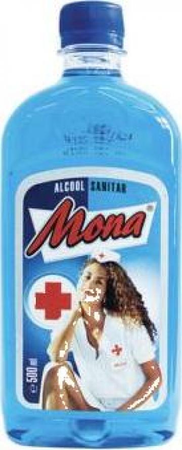Alcool sanitar de la Azet Premium
