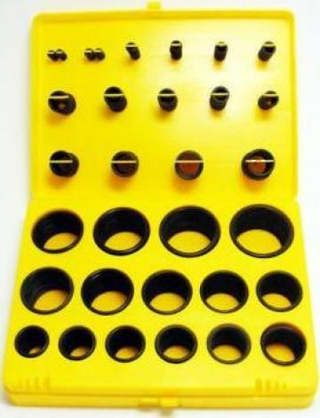Garnituri cauciuc O-ring 3 - 45mm