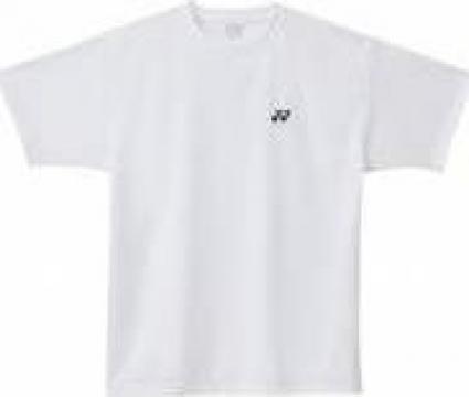 Tricou 10257 YY T-shirt, culoare alba