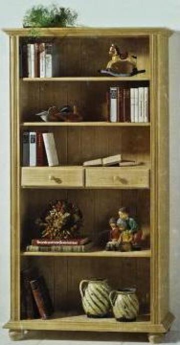Biblioteca rustica de la Brenda Comserv Srl