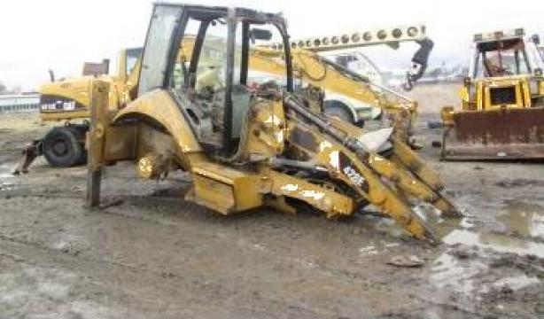 Piese de buldoexcavator Caterpillar 428E de la Pigorety Impex Srl