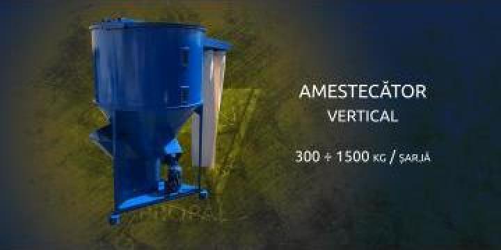 Amestecator vertical de la Propal Invest Srl