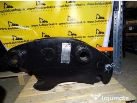 Cupla rapida mecanica buldoexcavator JCB 3Cx de la Buldoardeal SRL
