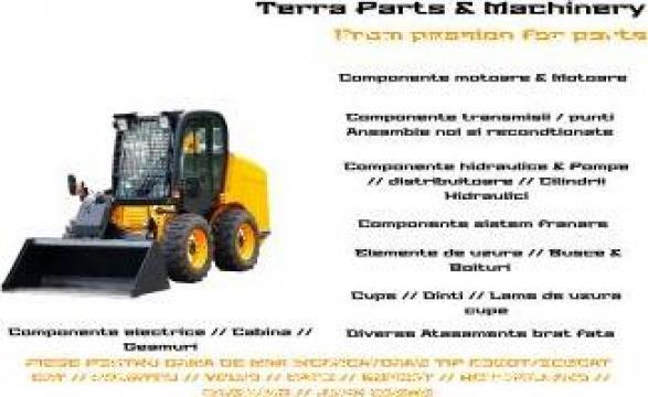 Piese utilaje - Robot & Bobcat & Skidsteer de la Terra Parts & Machinery Srl