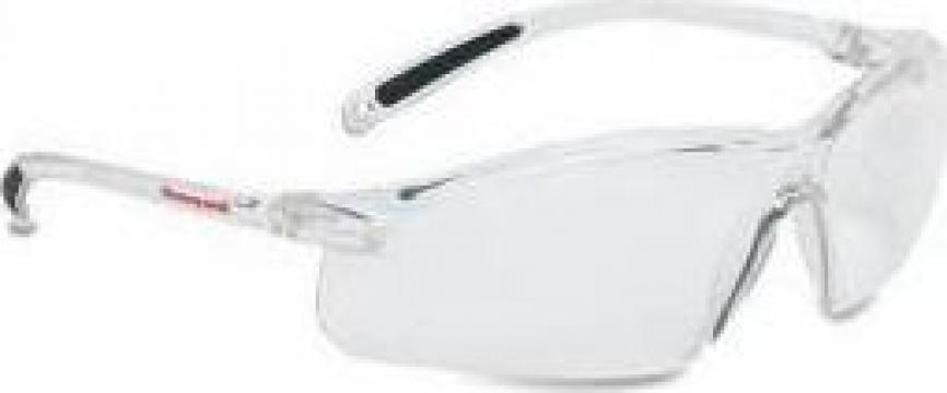 Ochelari protectie transparenti EN 166, ochelari PVC de la Teom Tech Srl