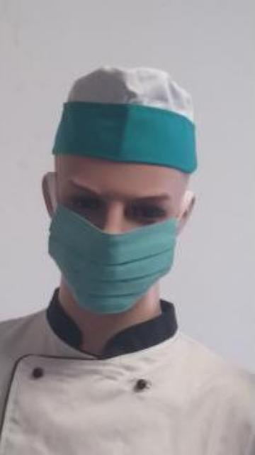 Masca chirurgicala refolosibila bumbac