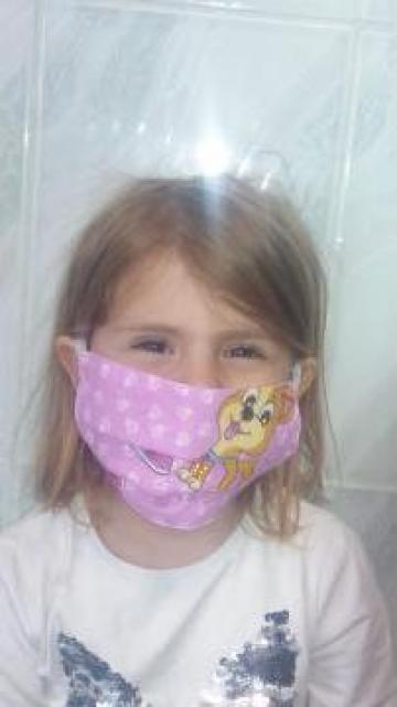 Masca de protectie copii fete