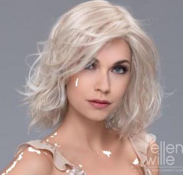 Peruca blonda Shuffle
