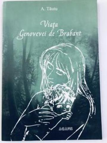 Carte, Viata Genovevei de Brabant de la Candela Criscom Srl.