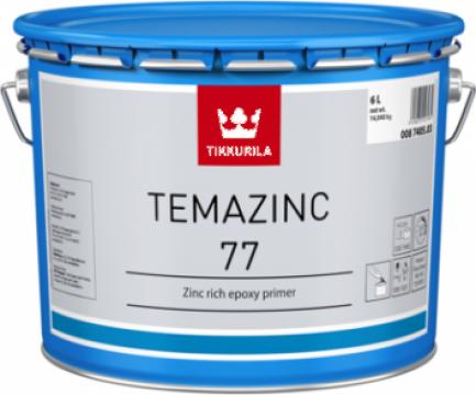 Grund metal Temazinc 77, Temazinc 99, Temaprime EE de la Tm - Color Srl