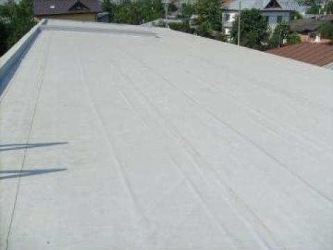 Hidroizolatii cu membrana PVC pentru terase, balcoane