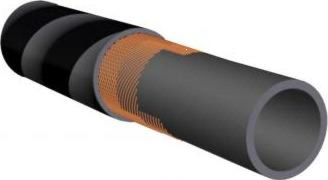Furtun radiator din cauciuc Adonis D de la Brinkoflex Furtunuri Si Racorduri Srl