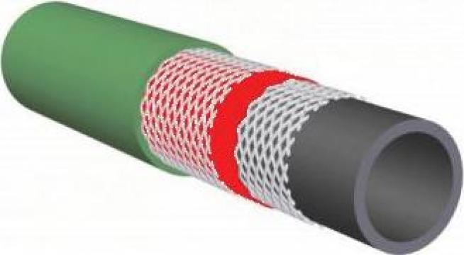 Furtun cauciuc aplicatii multiple Castor 20 Ω de la Brinkoflex Furtunuri Si Racorduri Srl