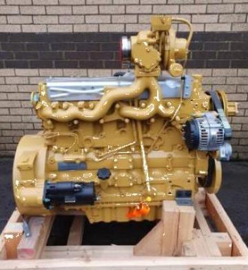 Motor Caterpillar C6.6 - nou de la Terra Parts & Machinery Srl