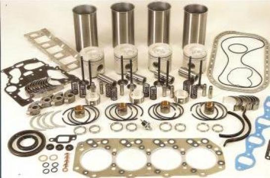 Set motor Isuzu 4BG1-TPG