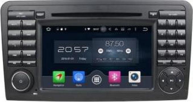 Sistem navigatie dedicata Mercedes-Benz ML-W164 2005-2012 de la Caraudiomarket.ro - Accesorii Auto Dedicate