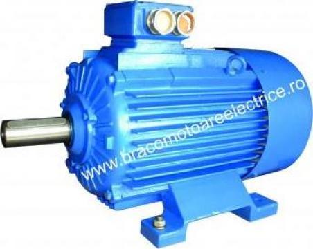 Motor electric trifazat 160kW x 990rpm 400V 355MA-6 de la Braco Mes Srl