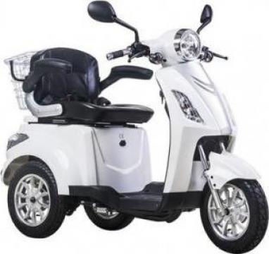 Tricicleta electrica ZT 15 E/D de la Artemis Srl