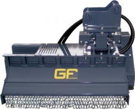 Tocatoare vegetatie forestiera GF Gordini TFAM/TFA/TF de la Instalatii Si Echipamente Srl