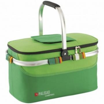 Geanta frigorifica Bag Frigider 440x240x260 mm, verde de la Viva Metal Decor Srl
