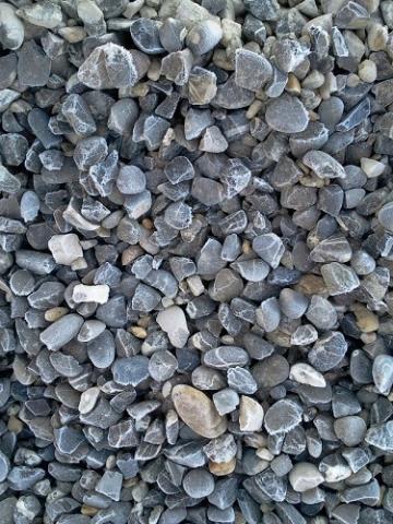 Piatra concasata, piatra sparta de rau Bucuresti Ilfov de la Trans Udroiu Srl