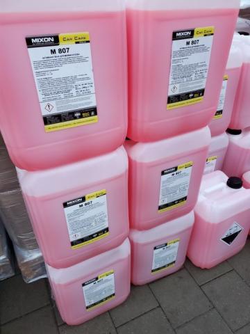 Spuma activa Mixon fara soda caustica - 20L=24kg de la Teom Tech Srl