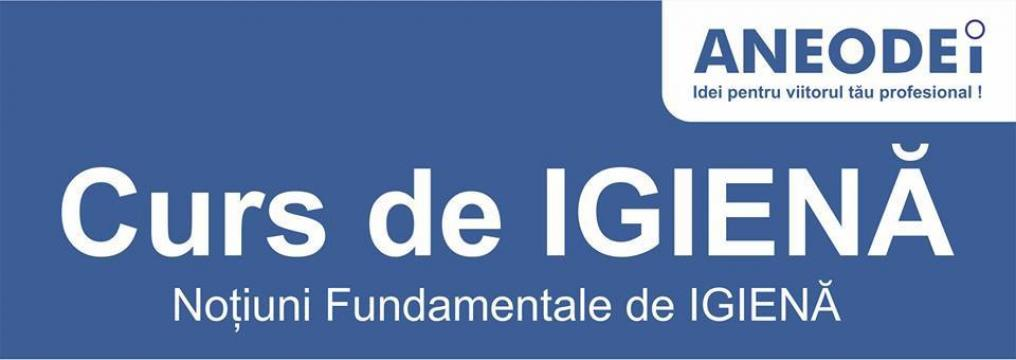 Curs Notiuni Fundamentale de Igiena pentru curatenie de la Aneodei - Cursuri De Specializare Si Perfectionare