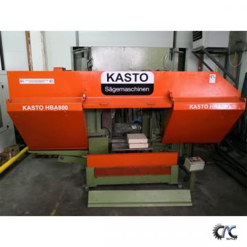Fierastrau cu banda automat Kasto hba 800/800au de la Cx3 Solutions Macchines Srl